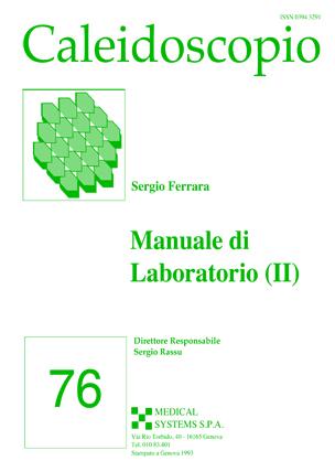 76_Manuale Laboratorio (II) Copert