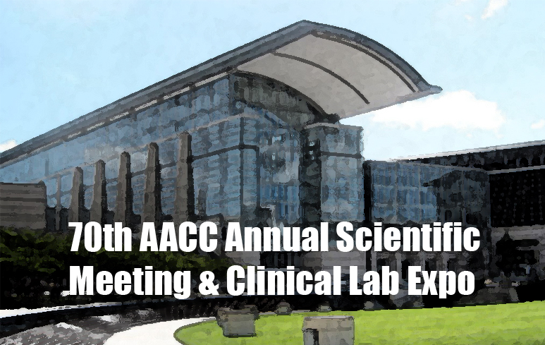 70th AACC Annual Scientific Meeting & Clinical Lab Expo