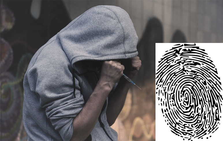 740_Droghe impronte digitali